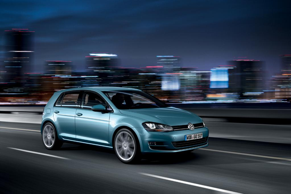 Greenpeace kritisiert neuen VW Golf als ökologisch veraltet