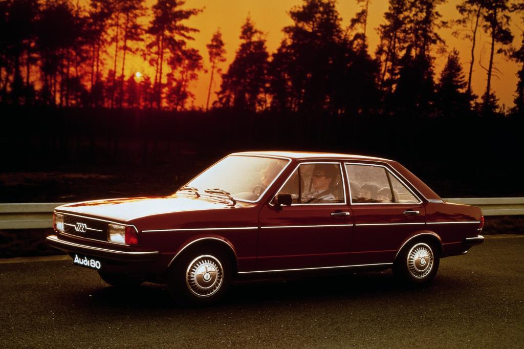 Härtester Rivale im Leistungswettbewerb wurde für den Audi 80 jedoch der fast baugleiche VW Passat