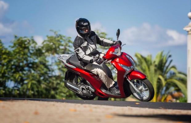 Honda SH 125i: Der Zwei-Liter-Scooter