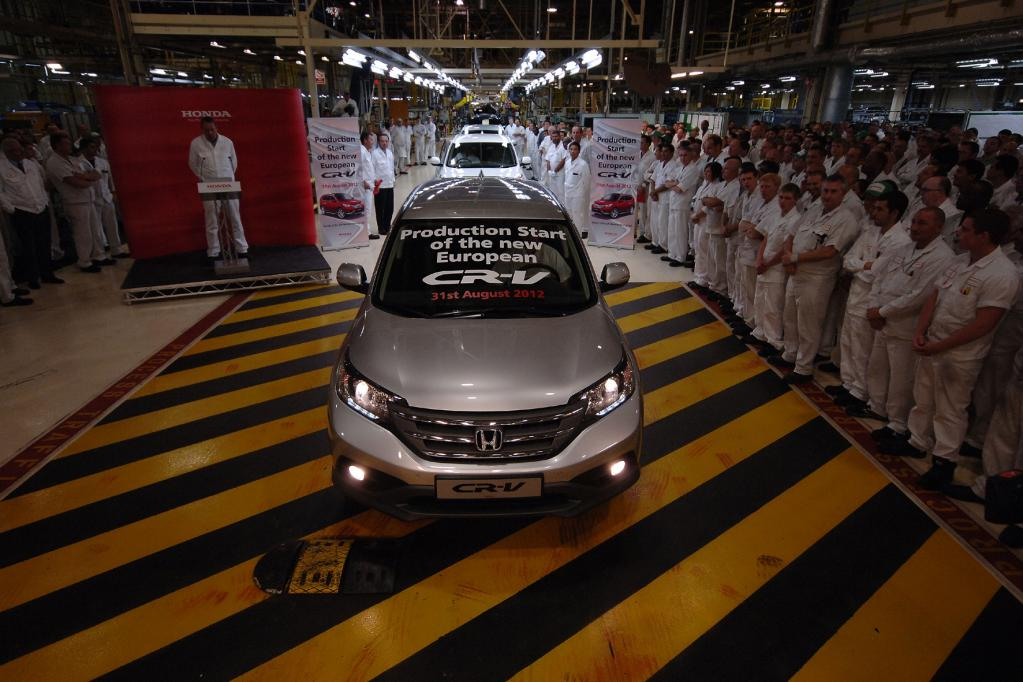 Honda in Großbritannien auf Expansionskurs