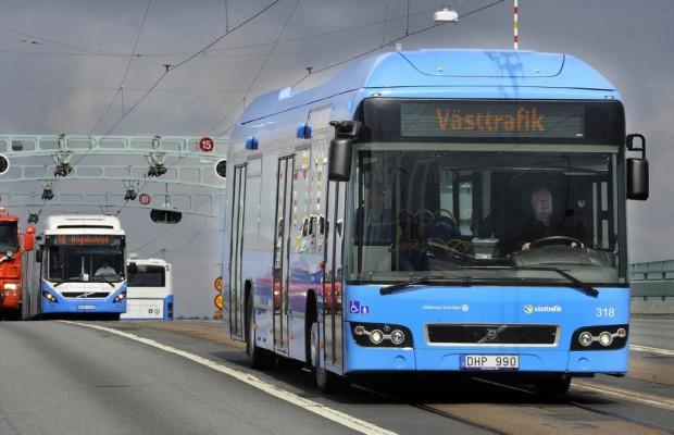 Hybrid-Bus: Schöner sitzen à la Volvo