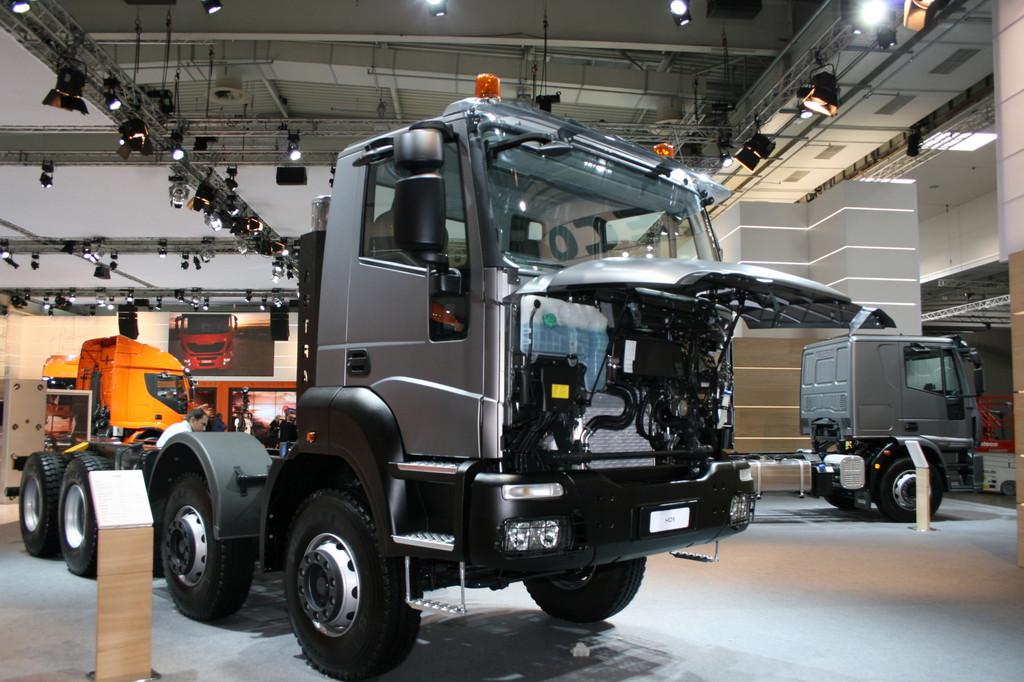 IAA 2012: Astra präsentiert den neuen HD9