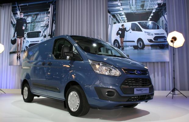 IAA 2012: Der dreifache Ford Transit