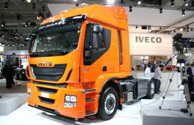IAA 2012: Iveco stellt den Stralis LNG Natural Power vor
