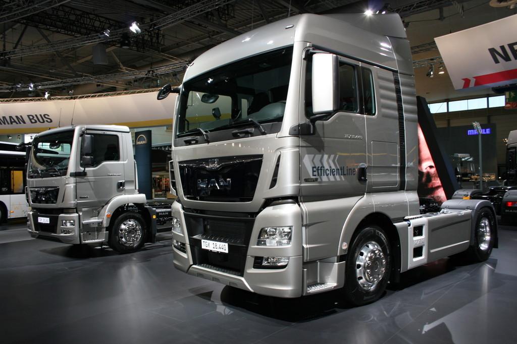IAA 2012: MAN TG mit Euro 6 und frischem Design