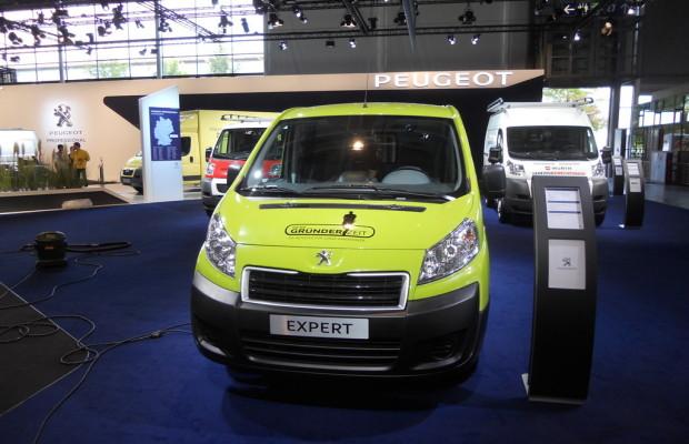IAA 2012: Peugeot präsentiert