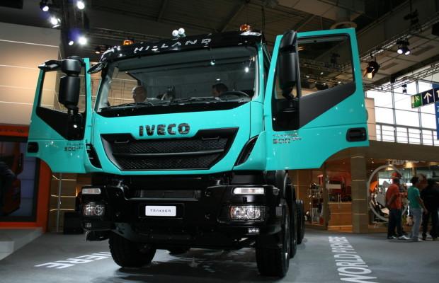 IAA 2012: Premiere für den neuen Iveco Trakker