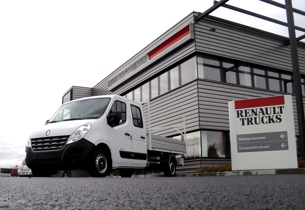 IAA 2012: Renault Master erhält den deutschen Nutzfahrzeugpreis