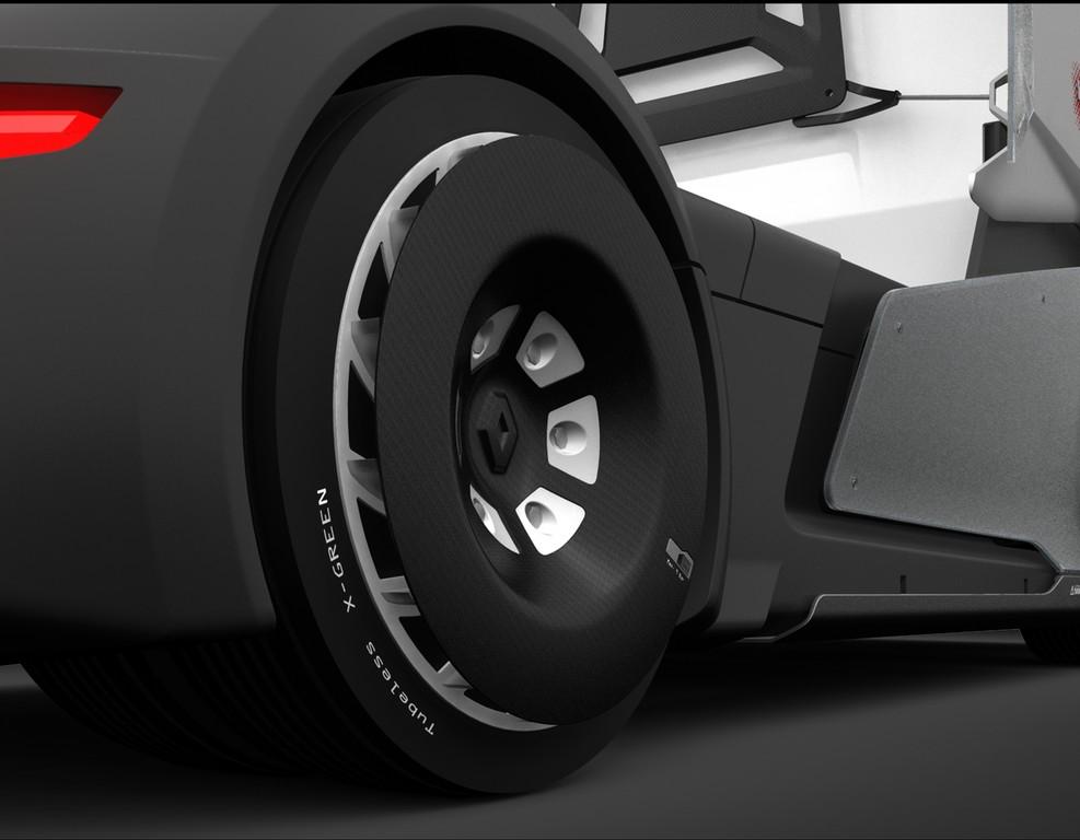 IAA 2012: Renault stellt Designstudie zur Kraftstoffeinsparung vor