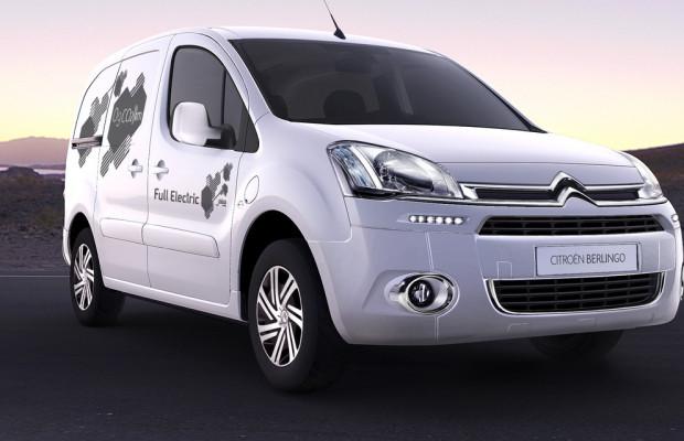 IAA 2012: Weltpremiere des Citroën Berlingo Electrique