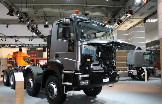 IAA Nutzfahrzeuge 2012: Astra präsentiert den neuen HD9