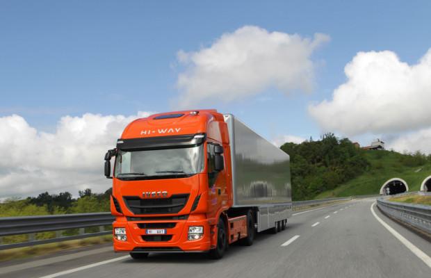 IAA Nutzfahrzeuge 2012: Iveco Stralis Hi-Way ist