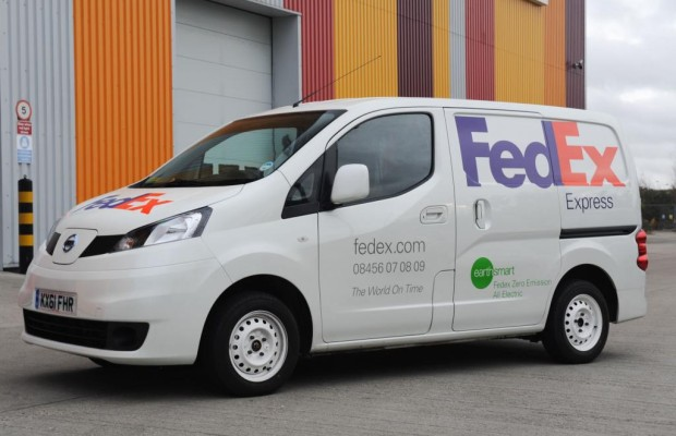 IAA Nutzfahrzeuge 2012: Nissan E-Transporter - Saubere Dienstleistung