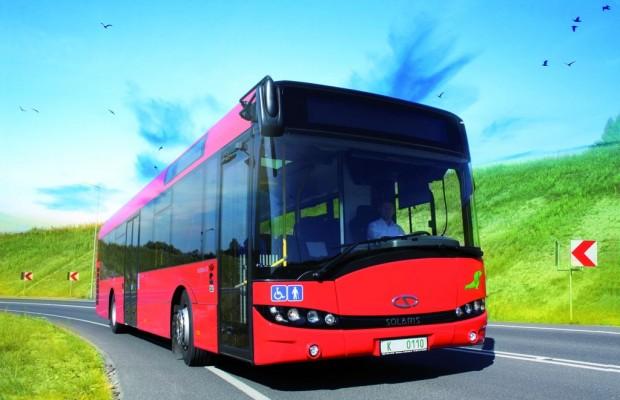 IAA Nutzfahrzeuge 2012: Solaris stellt neuen Niederflur-Überlandbus Urbino 12 Ü vor