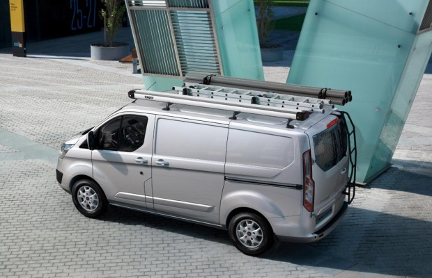 IAA Nutzfahrzeuge 2012: Transporter: Optimierte elektrische Servolenkung spart Sprit