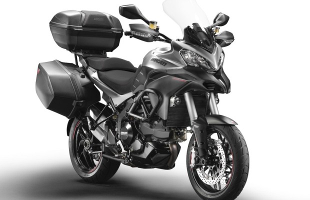 Intermot 2012: Ducati optimiert die Multistrada 1200