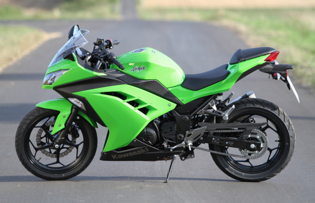Intermot 2012: Kawasaki bringt Ninja 300