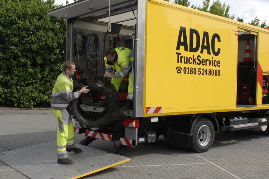 Lkw-Markt: Service-Qualität geht vor Fahrzeug-Image
