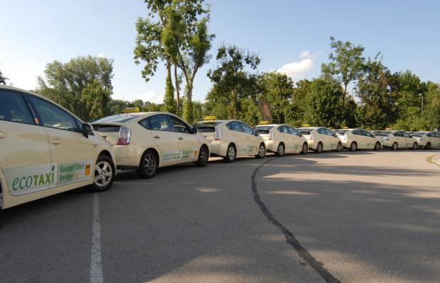 Münchener Taxi-Unternehmen für Hybrid-Flotte ausgezeichnet