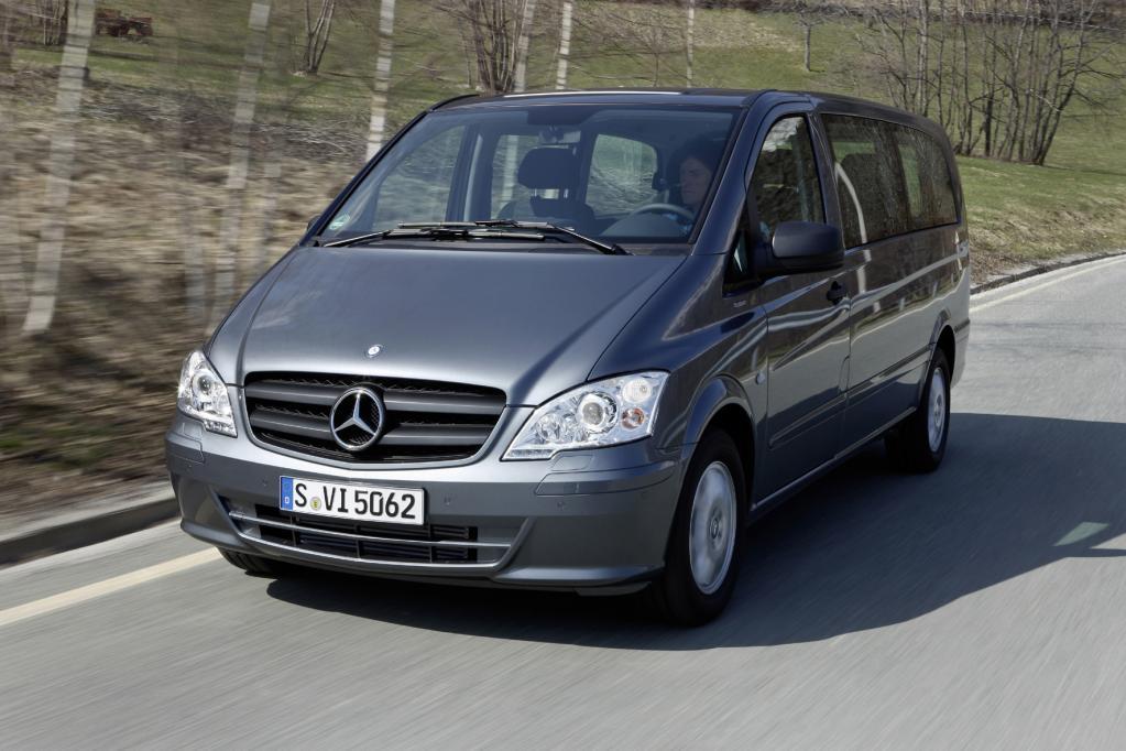 Mehr Garantien bei Mercedes-Benz Charter Way