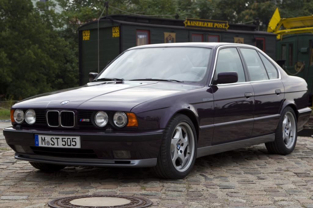 Mit dem BMW M5 auf Europatour