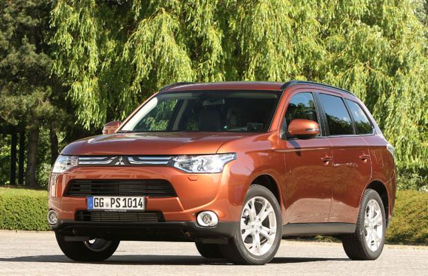 Mitsubishis Outlander-Neuauflage kommt noch im September zu Händlern