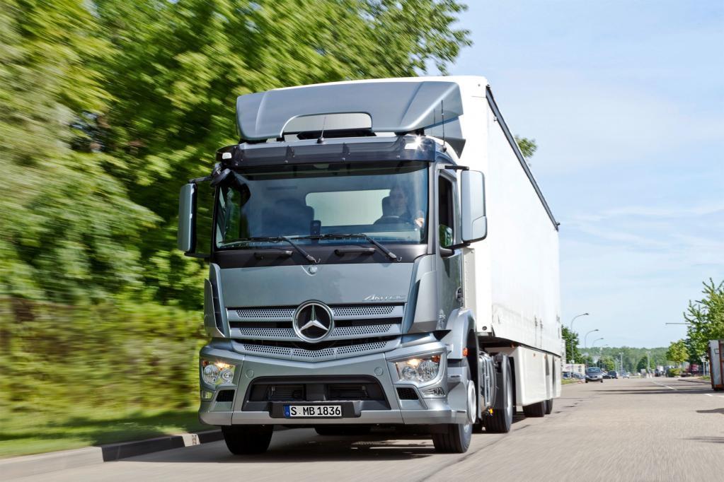 NABU: Niedrigster Maut-Satz nur für Euro 6-Lkw