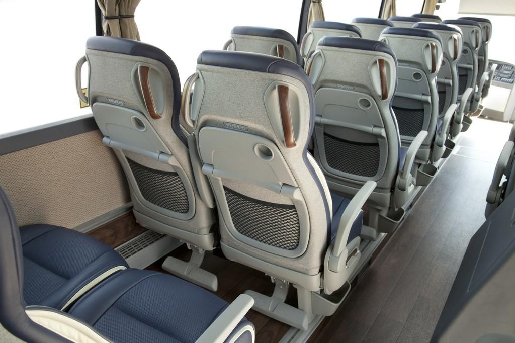 Neue Bussitze bei Volvo