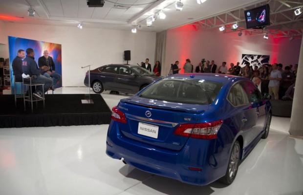 Neuer Sentra soll Nissan nach vorn bringen
