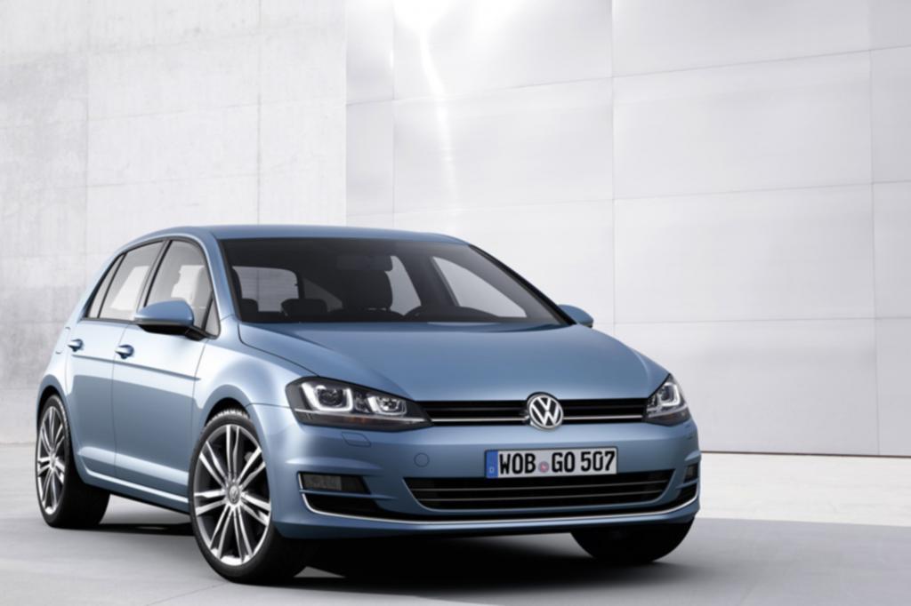 Neuer VW Golf