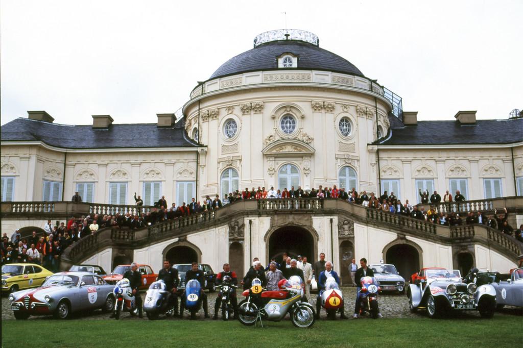 Neun Motorradweltmeister kommen zur Retromotor