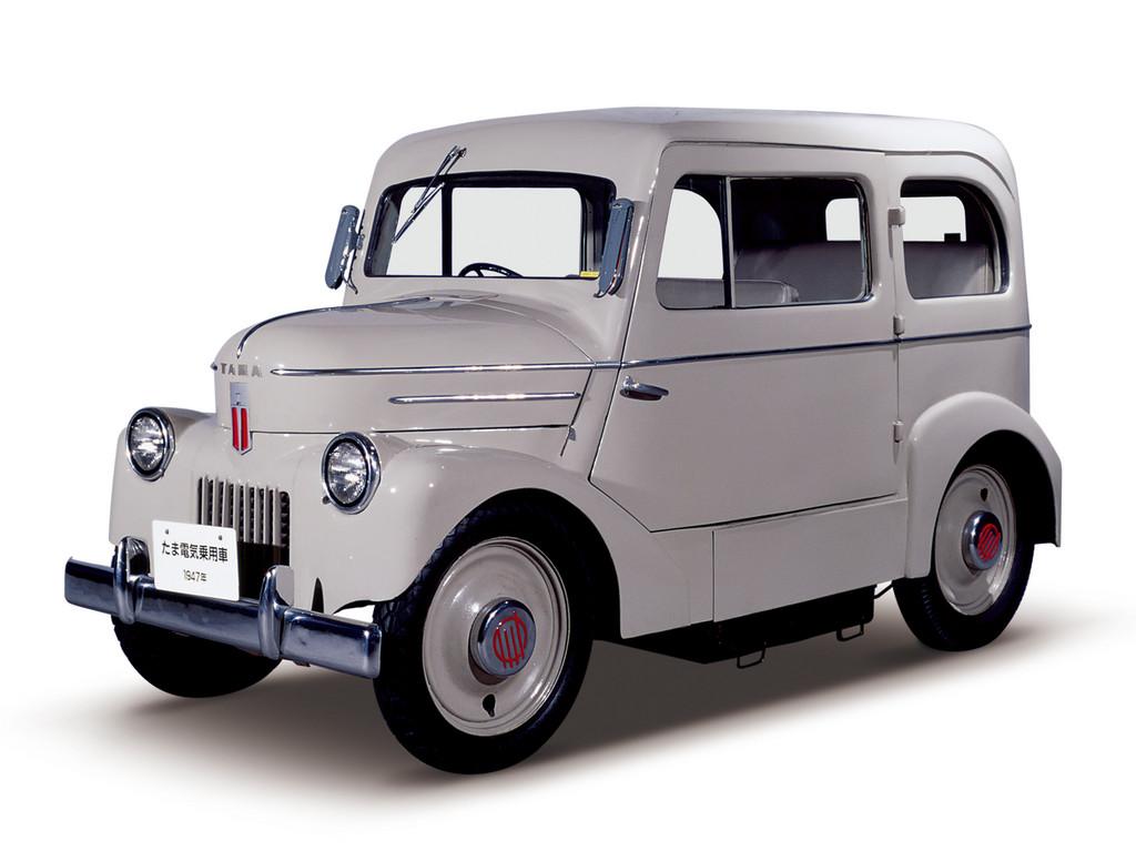 Nissan-Historie (5): Das erste japanische Elektroauto hatte 4,5 PS