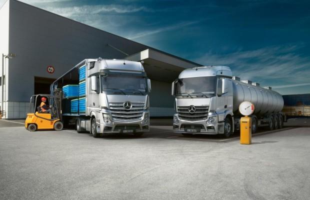 Nutzfahrzeughersteller und Zulieferer zeigen Innovationskraft auf IAA