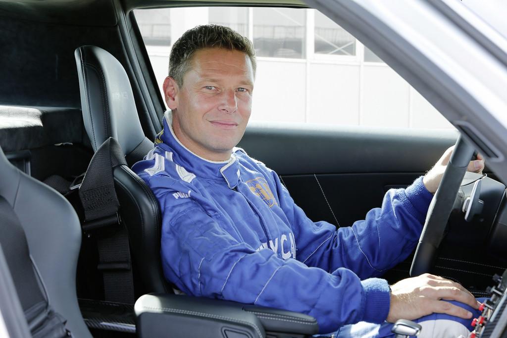 Official F1 Safety-Car: Bernd Mayländer steigt um