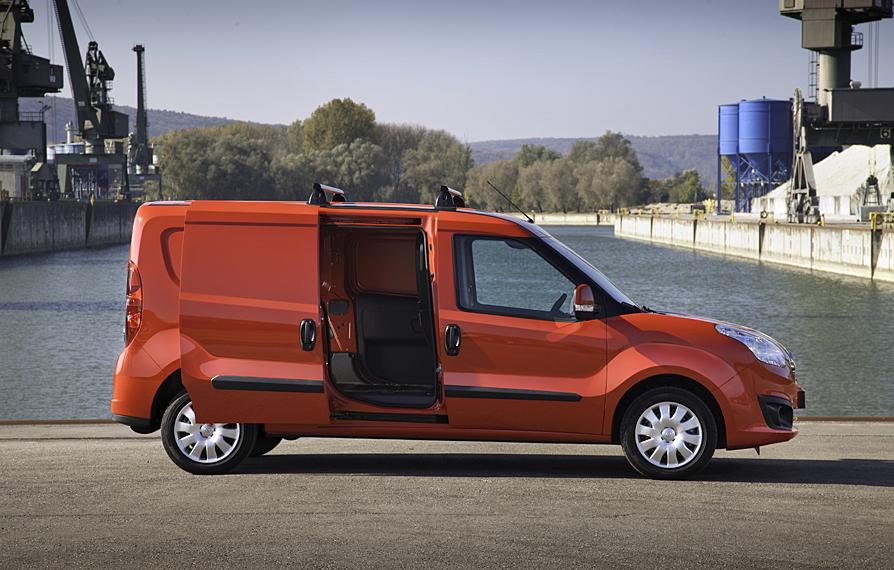 Opel fächert sein Nutzfahrzeugangebot auf