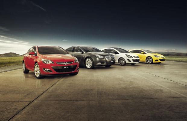 Opel jetzt auch in Australien und Chile