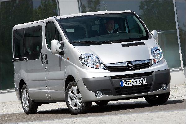 Opel mit variantenreicher Transporterpalette auf der IAA Nutzfahrzeuge
