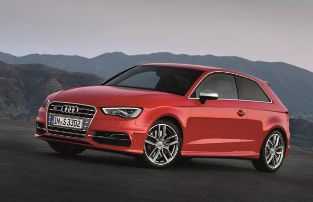 Paris 2012: Audi S3 - Schneller, stärker, sparsamer