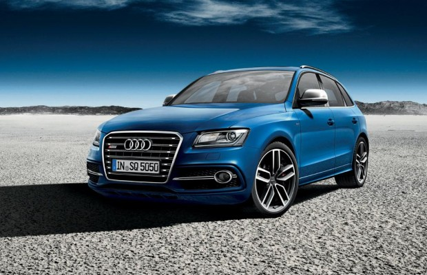Paris 2012: Audi SQ5 - Exklusives SUV im Trainingsanzug