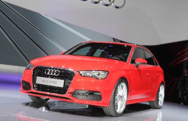 Paris 2012: Audi hat mit A3 Sportback noch viel vor