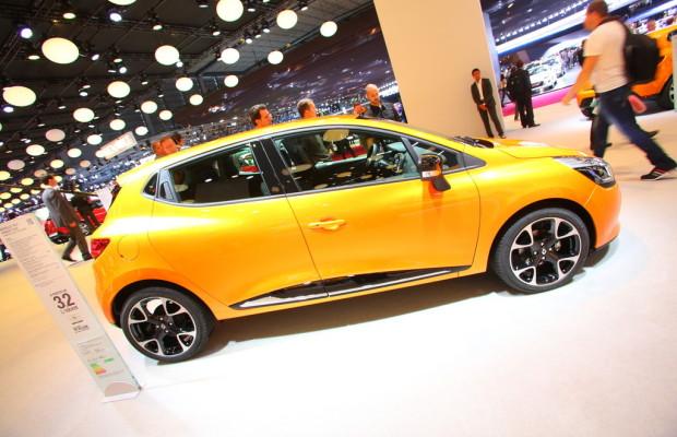 Paris 2012: Bei Renault steht der Clio im Mittelpunkt