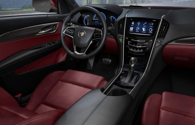 Paris 2012: Cadillac ATS kurz vor dem Verkaufsstart