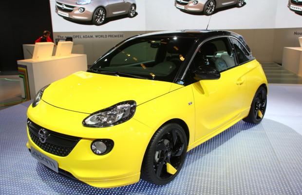 Paris 2012: Der Opel Adam steht für nahezu unbegrenzte Vielfalt
