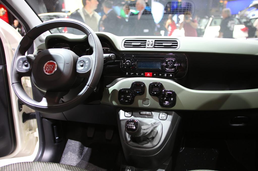 Paris 2012: Fiat zeigt gleich drei neue Panda