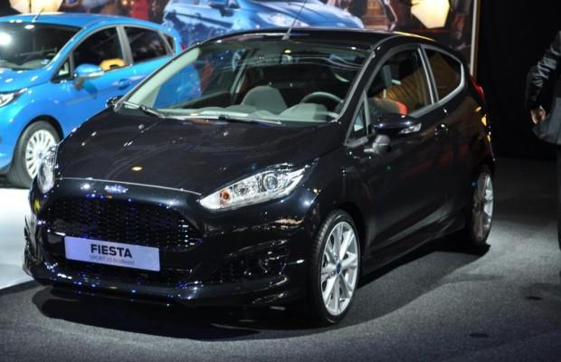 Paris 2012: Ford Fiesta verbessert - Mehr Sicherheit im Kleinwagen