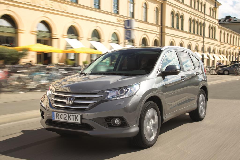 Paris 2012: Honda auf dem Pariser Salon - Sportlich, elektrisch, sparsam