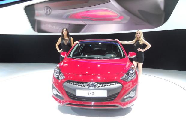 Paris 2012: Hyundai bringt i30 erstmals als sportlichen Dreitürer