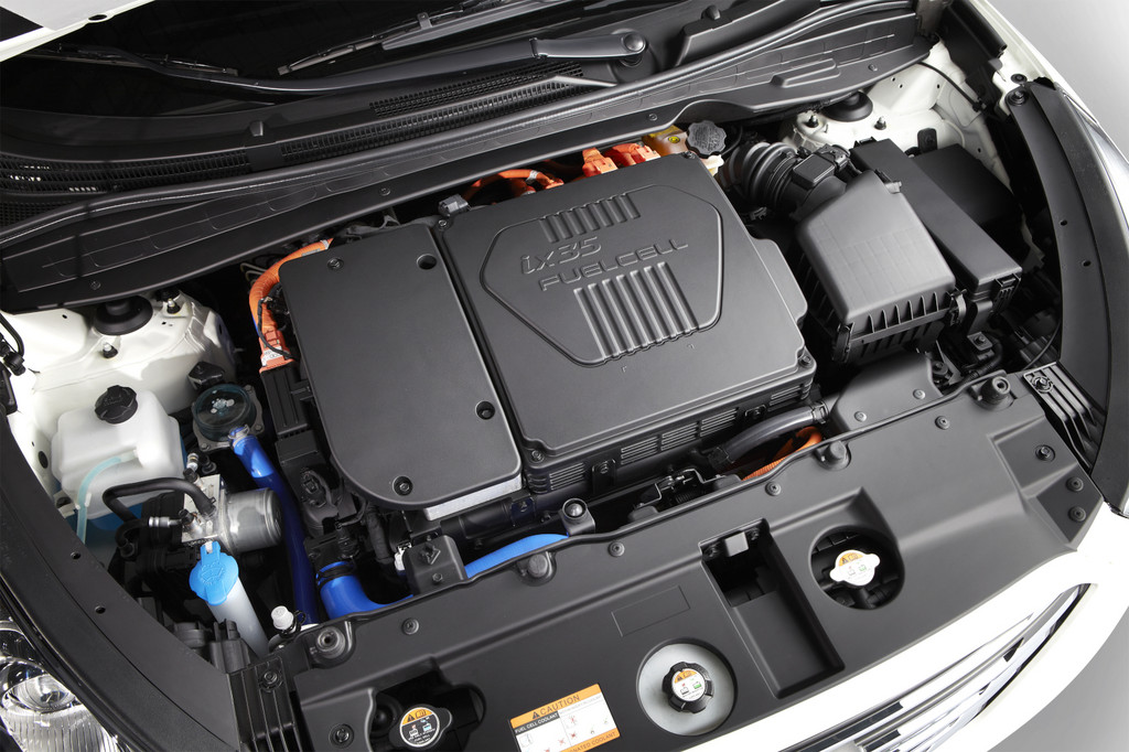 Paris 2012: Hyundai startet Produktion des ix35 FCEV