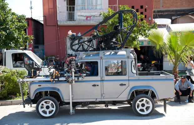 Paris 2012: Jaguar und Land Rover feiern 50 Jahre James Bond