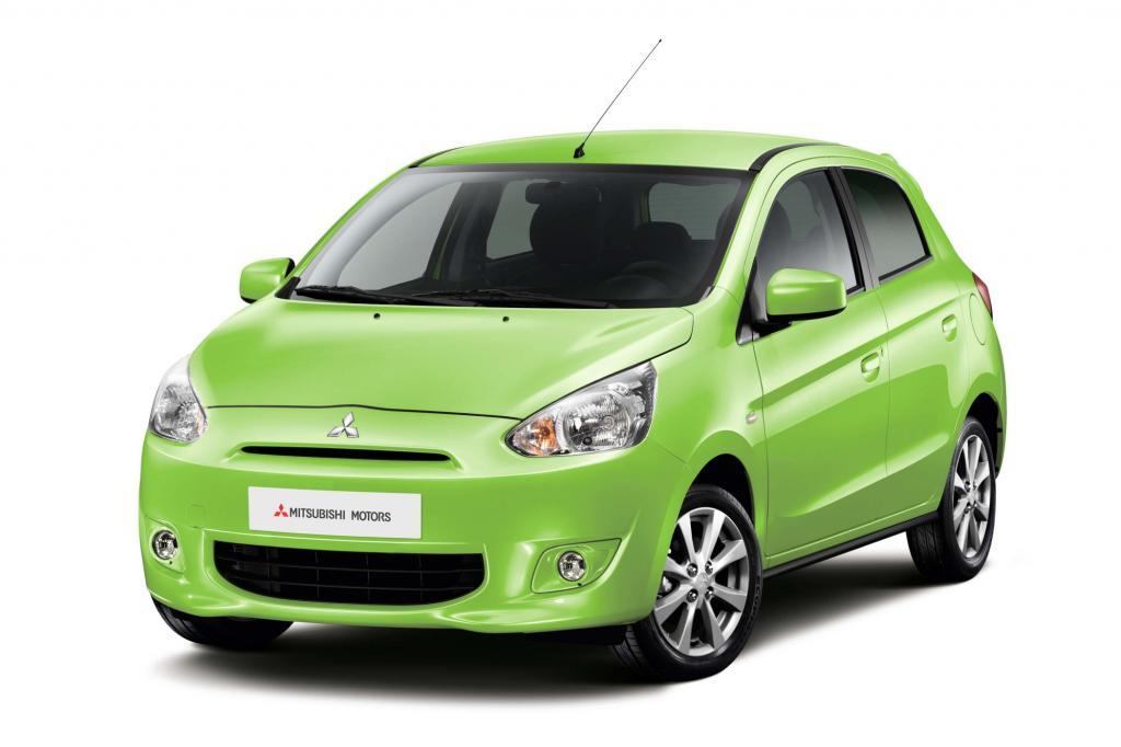 Paris 2012: Mitsubishi Mirage - Weltauto mit Mini-Verbrauch
